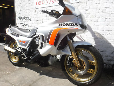 Honda CX 500 TC TURBO