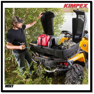 KIMPEX NOMAD Koffer Topcase Box f. Can Am Outlander