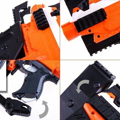 Worker Mod ABS Kriss Vector Imitation Accessories For NERF ELITE STRYFE BLAST HK