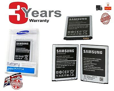 100% Genuine Replacement Battery For SAMSUNG GALAXY S3 GT-i9300 2100mAh