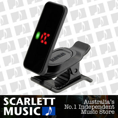 Korg Pitchclip Clip-On PC-1 Chromatic Tuner Pitch Clip for Guitar Instrument PC1