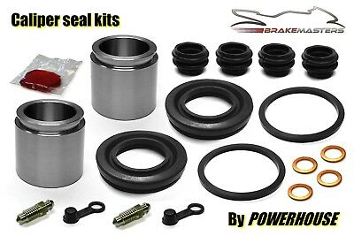 Suzuki GS650 front brake caliper piston seal rebuild kit GX GZ  1981 1982