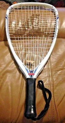 Used-  PRO KENNEX 2012 KM FORCE FLOW 175 / 3 5/8 GRIP Racquetball