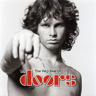 THE DOORS THE VERY BEST OF CD (Greatest Hits)