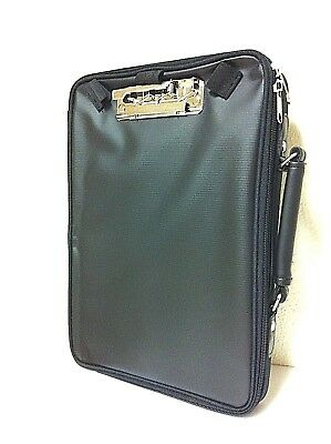Police Officer Equipment Zip Storage Clipboard PCSO Security Ambulance Paramedic