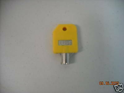 T-003  Bulk  Vending  Machine  Key