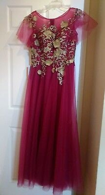 JJs House Mother of the Bride Dress size 12