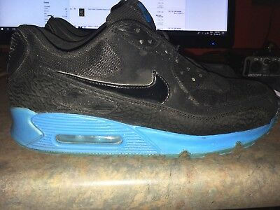 Mens Nike AIR MAX 90 Trainers UK Size 8.5 - US Size 9.5 - EUR Size 43