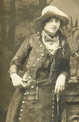 """New Art Print Of c. 1880 Photo Real Cowgirl """"Belly Up To The Bar Girls"""" 8 1/2X11"""