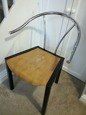 Lovely Unusual Vintage Modernist Chair