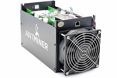 Antminer s5 1.15TH/s 1150GH/s Bitcoin SHA-256 Miner 1HR Rent Try Before You Buy