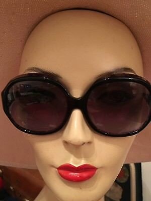 1990s Pucci Original Black Patterned sunglasses