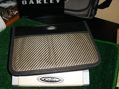 Oakley Organizer Made With Kevlar Rare and Authentic