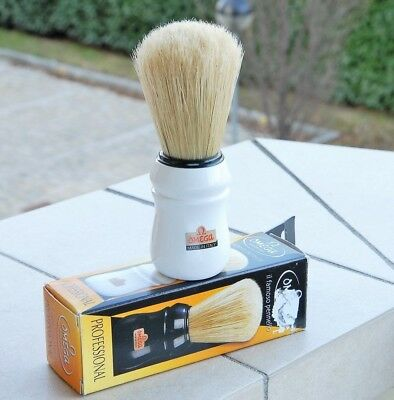 Pennello da Barba Omega (10049) in Pura Setola Shaving Brush