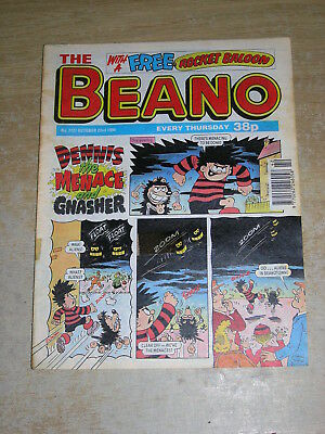 The Beano No 2727 October 22nd 1994