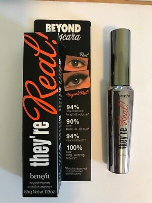 060e9645de1 BENEFIT THEY'RE REAL Beyond Mascara In Black Full Size - $12.90 ...