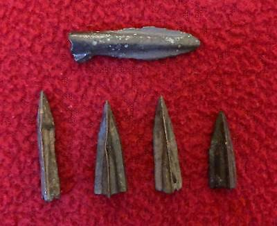 Ancient Roman Arrow (Dart?) Heads #3