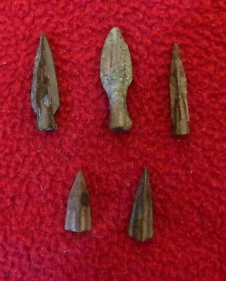 Ancient Roman Arrow (Dart?) Heads #1