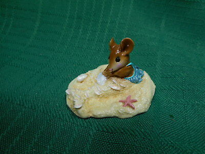 Wee Forest Folk  Little Mermouse   M-308