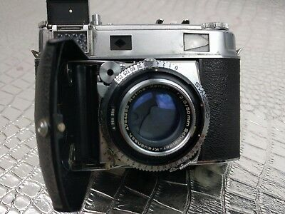 Vintage 35mm Kodak Retina III C without Case