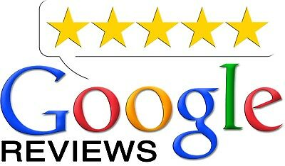 Google 5 Star Review from Google Local guide