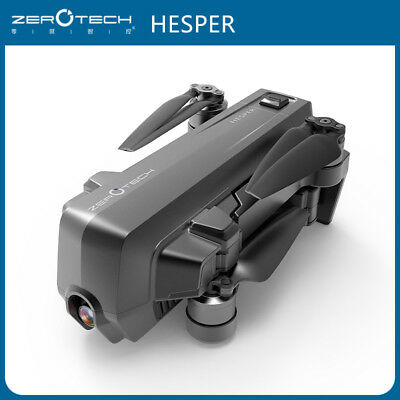 ZEROTECH Hesper Foldable 4K RC Drone FPV Quadacopter with Gimbal Camera GPS&VPS