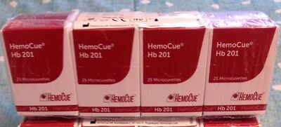 Hemocue Hb 201 Microcuvette exports 9/26/2018
