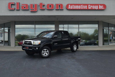 "Toyota Tacoma Double 141"" Automatic 4WD 2005 Toyota Tacoma Double Cab 4.0L V6 4WD TRD Pkg Clean Carfax Fully Serviced!"