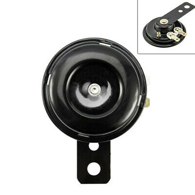 12V Super Loud Compact Electric Blast Tone Horn fit for Motorcycle Chopper