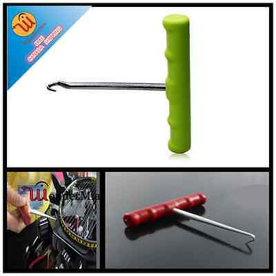 Puller Mover Drawing Stringing Tool for Badminton Tennis Racquet (Hook) CA