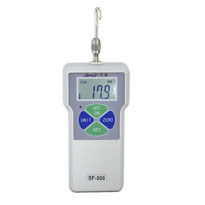 High Precision Digital Force Gauge Digital dynamometer Pressure Tester SF-500N