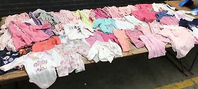Baby girls size 00 bulk clothes - preloved - Over 40 Pieces