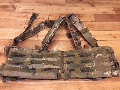 Eagle Industries Multi Purpose Chest Rig Multicam 500D Sof Nsw Seal