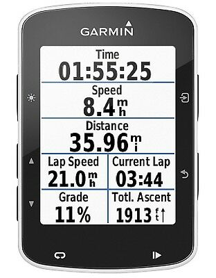 Garmin Edge 520 Cycling Fitness Bike GPS Computer ✔NEW✔