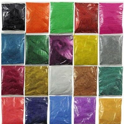 100g Glitter Holographic Iridescent Nail Art Wine Glass Crafts Decorating