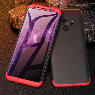 Ultra Thin Slim Hard Case Full Protective Cover For Samsung Galaxy S9 S8 Plus S7