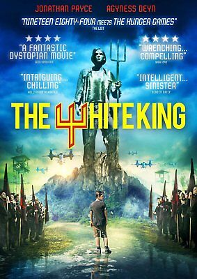 The White King DVD (2017) BRAND NEW & SEALED DVD - FREE DELIVERY Jonathan Pryce