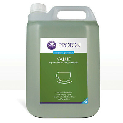 5L Proton Washing Up Liquid Sink Commercial Industrial Catering Takeaway Kitchen
