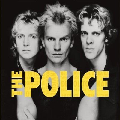 The Police - The Police 2-Cd Set (The Very Best Of / Greatest Hits Anthology)
