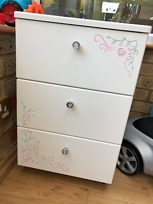 baby chest of drawers And toys wooden box
