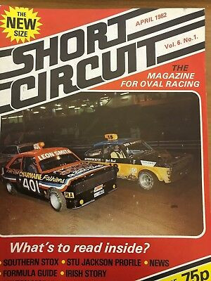 SHORT CIRCUIT vol.6 No 1: April 1982