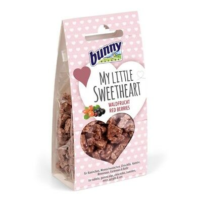 Bunny My Little Sweetheart 30 gr frutti di bosco snack roditori 30 gr conigli