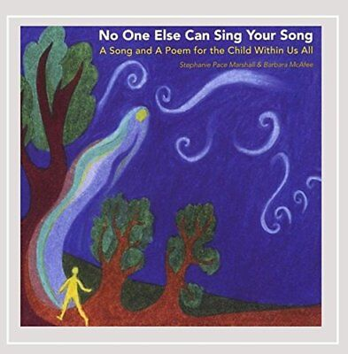 BARBARA MCAFEE AND STEPHANIE PACE - No One Else Can Sing Your Song - CD - VG