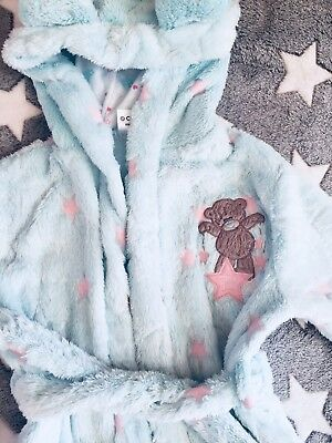 Baby Girl Dressing Gown Me To You 12-18 Months
