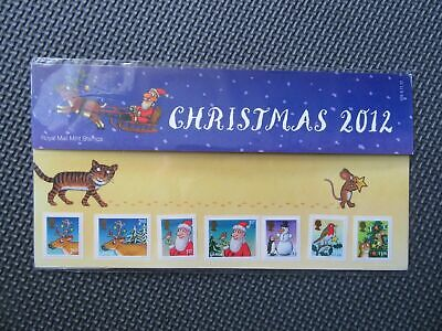 "G.B Presentation Pack ""Christmas 2012"" Pk No.478 06/11/12"