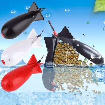 Deep Water Beach Carp Fishing Floating Spod Bomb Bait Rocket Tackle Tool nh2