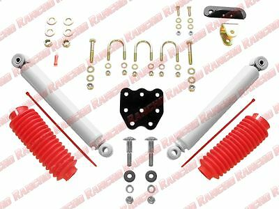 Rancho RS98509 Steering Stabilizer Kit Steering Stabilizer