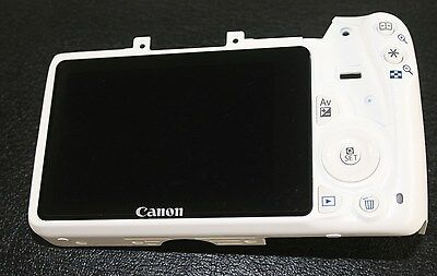Canon Eos 100D Kiss X7 Rebel Sl1 Rear Back Cover Case With Lcd & Tft Window