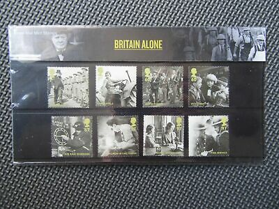 "G.B Presentation Pack ""Britain Alone"" Pk No.442 13/05/10"