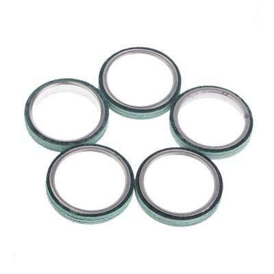 5 Pieces Exhaust Pipe Gaskets for GY6 125cc 150cc Engine Scooter Moped